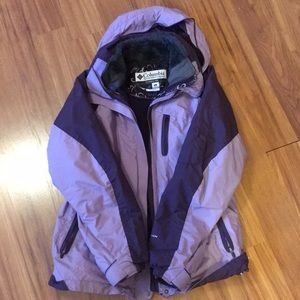 Columbia sportswear jacket. Offers welcome.
